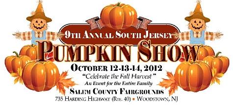 NJ Pumpkin Show 2012