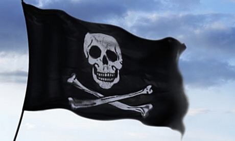 The Jolly Roger: Skull & Bones Flag