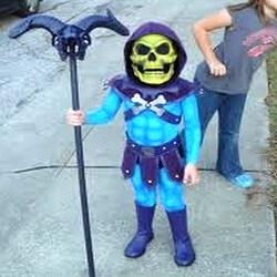 A Skeletor Kid