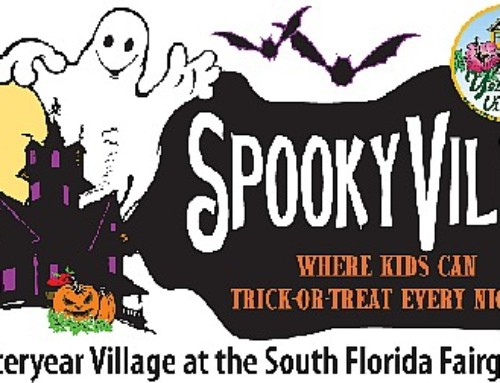 Spookyville at the South Florida Fairgrounds