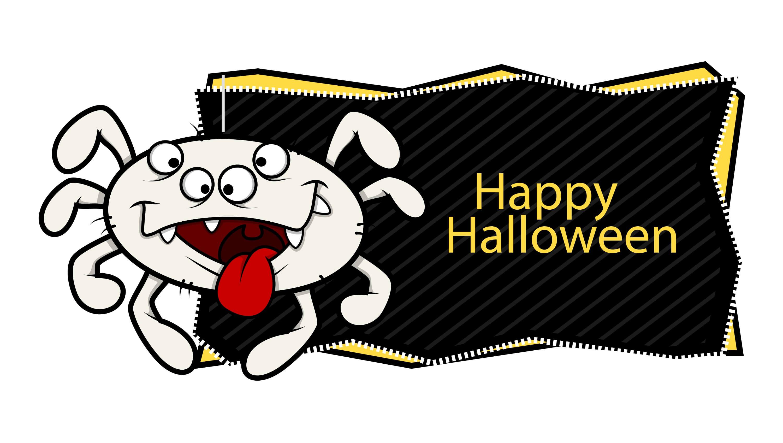 Spidery Happy Halloween