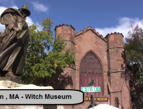 Current Witch Historical Sites