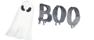 2016 Ghostly boos