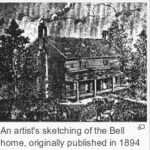 The Bell Witch Home in TN - What Poltergeists Are