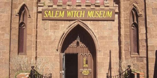The Salem Witch Museum ,Salem witch tours