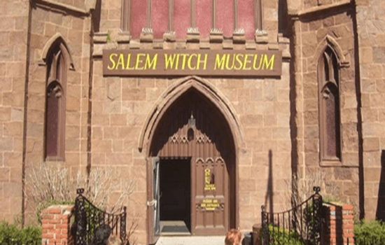 The Salem Witch Museum ,Salem witch tours