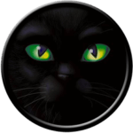 Black Cat - Eyes