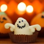 Ghost Halloween Treats